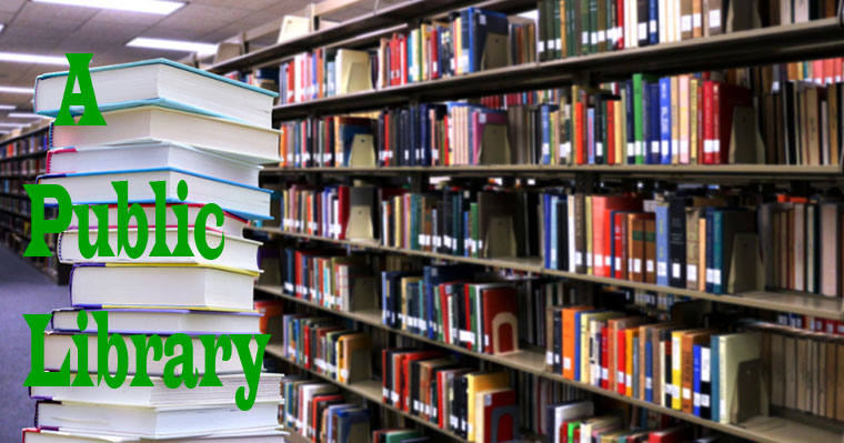 About Public Library Free Paragraph for class 8, 9, 10 11,