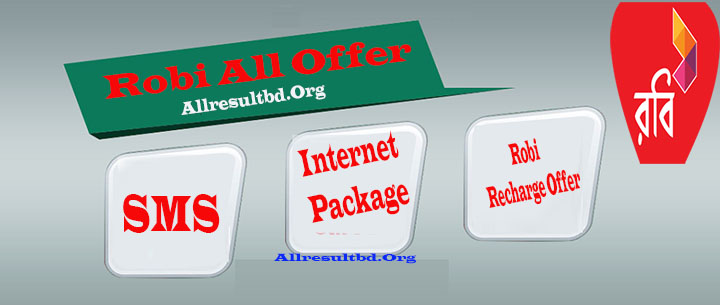 Robi All offer list