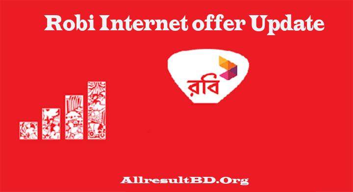 Robi Internet Offer 2018