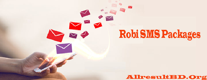 Robi SMS Packages
