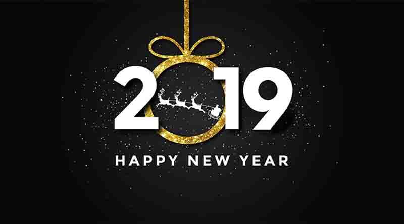 Happy New Year 2019 Status, Massage, Quotes, Images