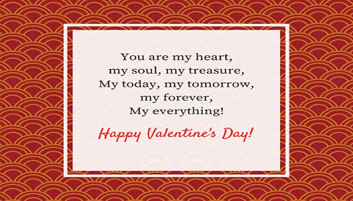 Happy Valentine's Day 2019 Images, Cards, SMS and Quotes