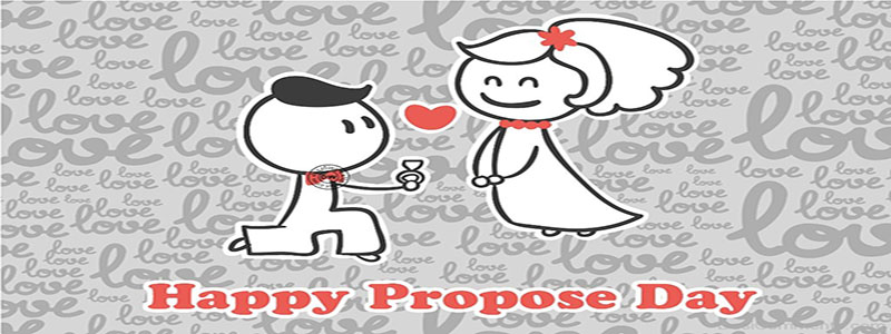Propose Day 2019 Qutoes, Pictures, SMS, Images for Boyfriend and Girlfriend