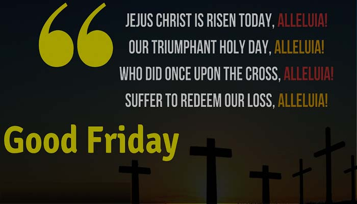 Good Friday Quotes and Good Friday Images with QuotesGood Friday Quotes and Good Friday Images with Quotes