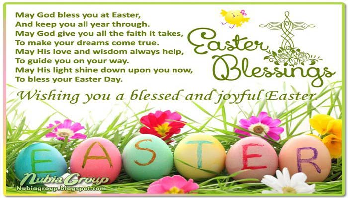 Happy Easter Day Quote