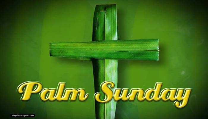 Palm Sunday Images and Pictures 2019